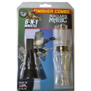 Picture of Buck Gardner The Finisher Duck Call Combo Pack