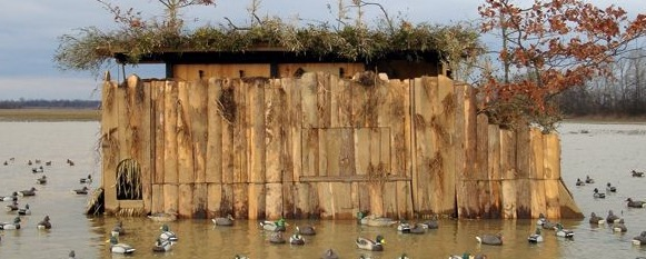 Picture of Duck Blinds