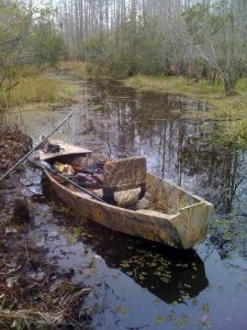 Picture of Duck Hunting Boat