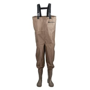 Picture of Hodgman Mackenzie Cleated Nylon/PVC Boot-foot Chest Waders